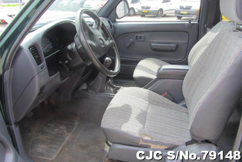 2003 Toyota / Hilux Stock No. 79148