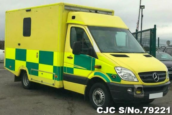 Japanese Used Ambulances and Rescue Vehicles for Sale - CAR