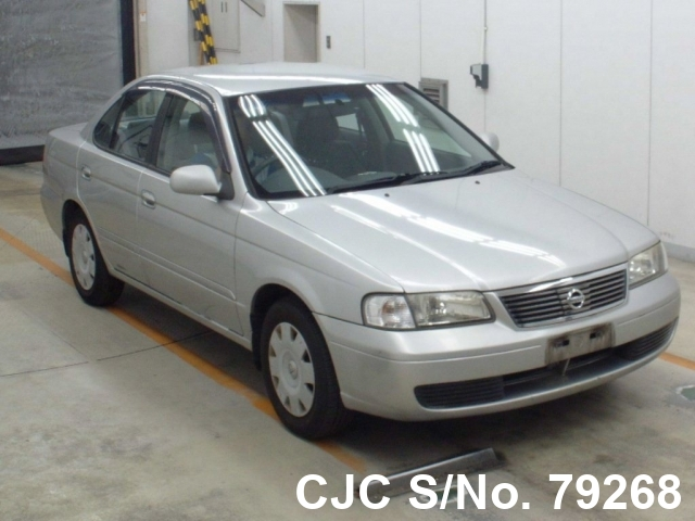 2002 Nissan Sunny For Sale Stock No 79268 Japanese Used Cars