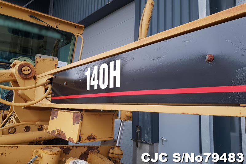 Used Caterpillar 140H Motor Grader for sale | 1998 model