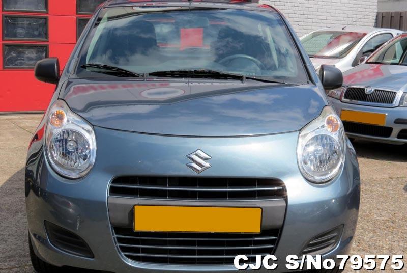 2011 Suzuki / Alto Stock No. 79575