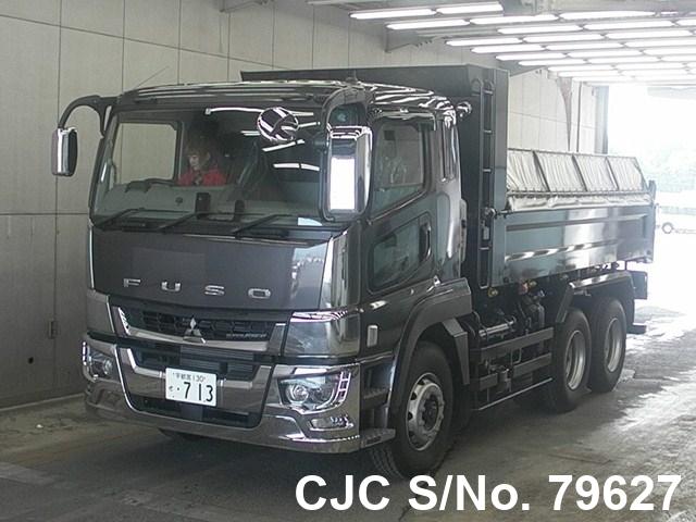 2019 Mitsubishi Super Great Dump Trucks for sale | Stock No