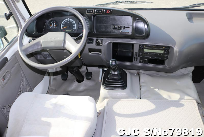 2014 Toyota / Coaster Stock No. 79819