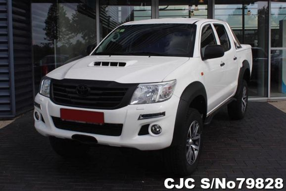 2015 Toyota / Hilux Stock No. 79828