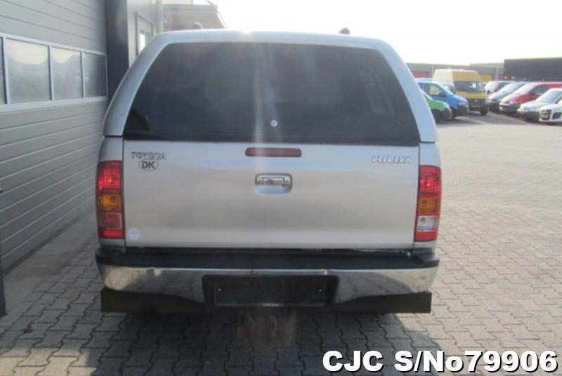 2007 Toyota / Hilux Stock No. 79906