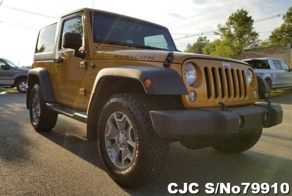 2014 Jeep / Wrangler Stock No. 79910