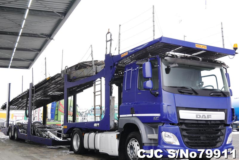 2005 DAF / CF 440 Stock No. 79911