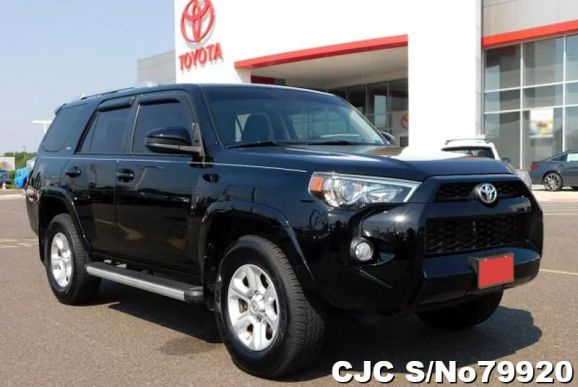 2014 Toyota / 4Runner Stock No. 79920