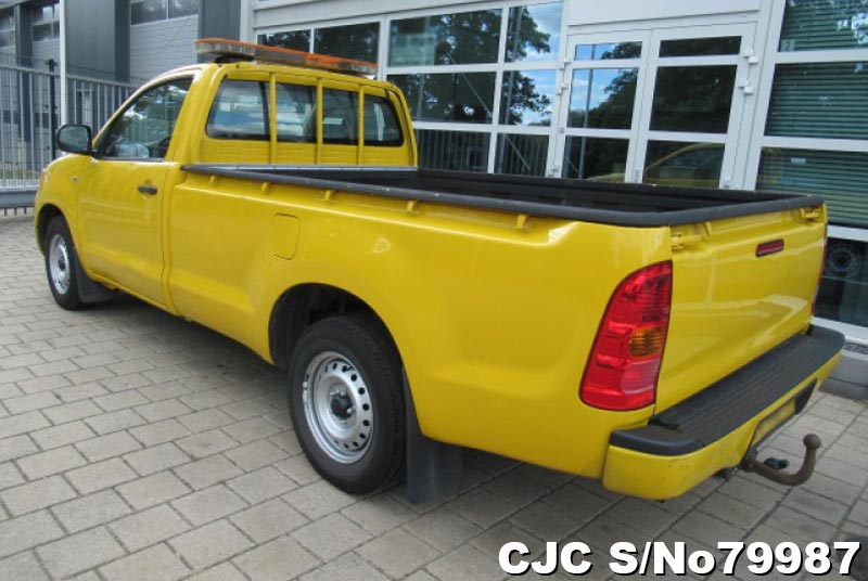 2008 Toyota / Hilux Stock No. 79987