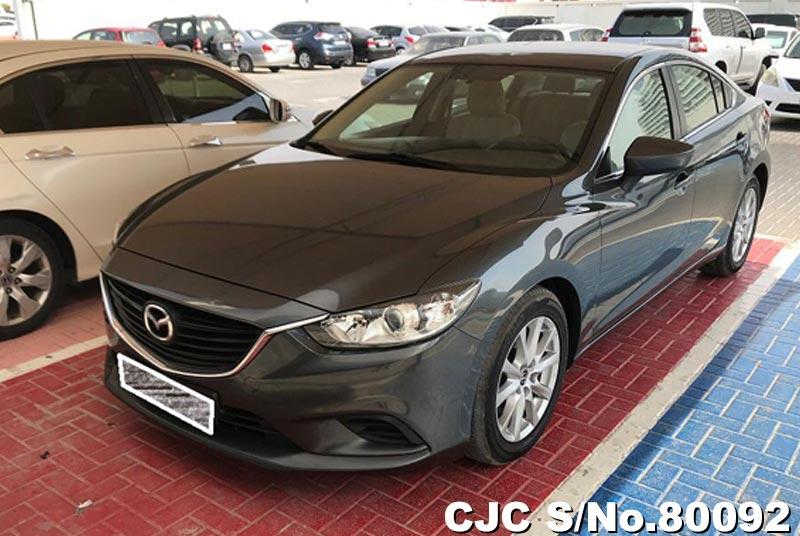 2015 Mazda / 6 Touring Stock No. 80092