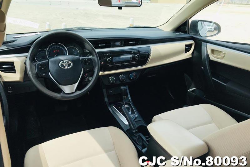 2015 Toyota / Corolla Stock No. 80093