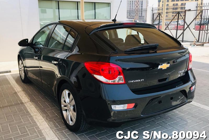 2016 Chevrolet / Cruze  Stock No. 80094