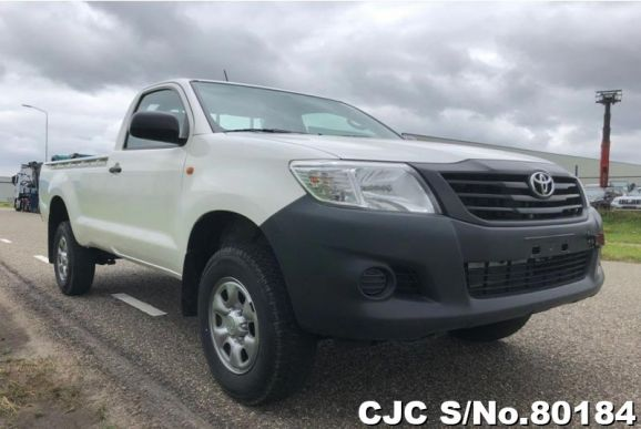 2013 Toyota / Hilux Stock No. 80184