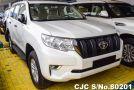2018 Toyota / Land Cruiser Prado Stock No. 80201