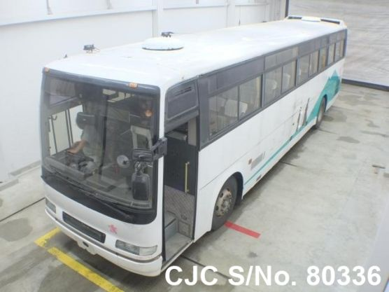 Japanese Used Buses for Sale | Used Commercial Buses