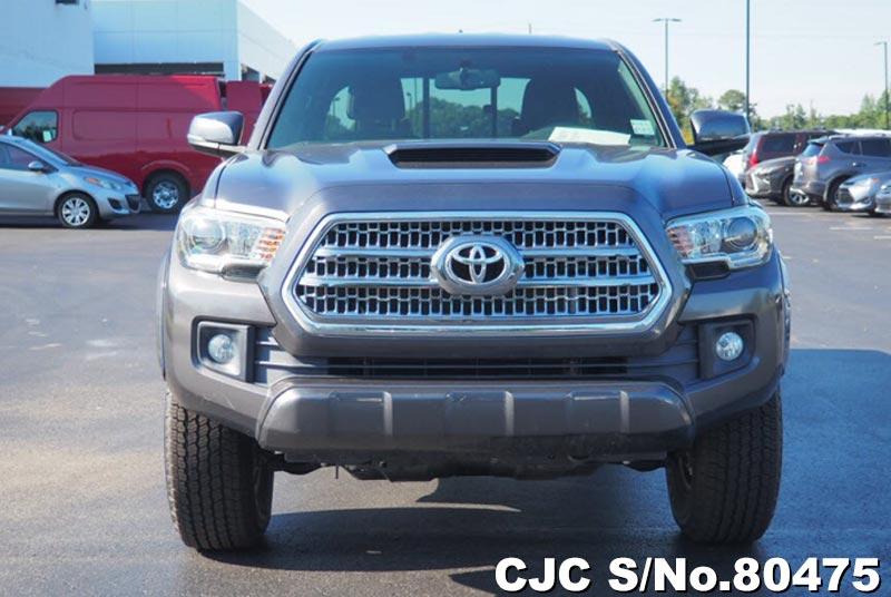 2016 Toyota / Tacoma Stock No. 80475