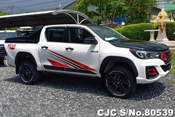 2019 Toyota / Hilux / Revo Stock No. 80539