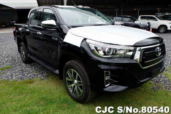2019 Toyota / Hilux / Revo Stock No. 80540