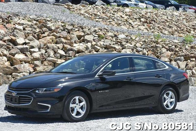 2017 Chevrolet / Malibu Stock No. 80581