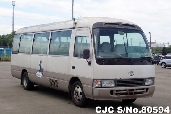 Used Toyota Coaster Buses for Sale | Japanese Used