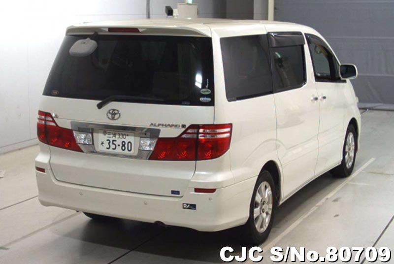 2005 Toyota / Alphard Stock No. 80709