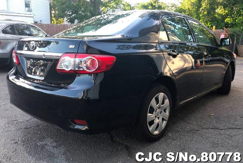 2013 Toyota / Corolla Stock No. 80778