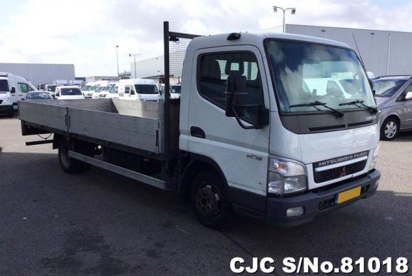2006 Mitsubishi / Canter Stock No. 81018