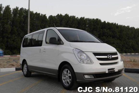 2015 Hyundai / H1 Stock No. 81120