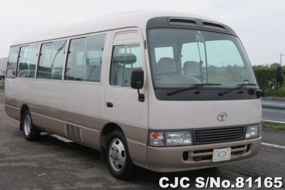1999 Toyota / Coaster Stock No. 81165