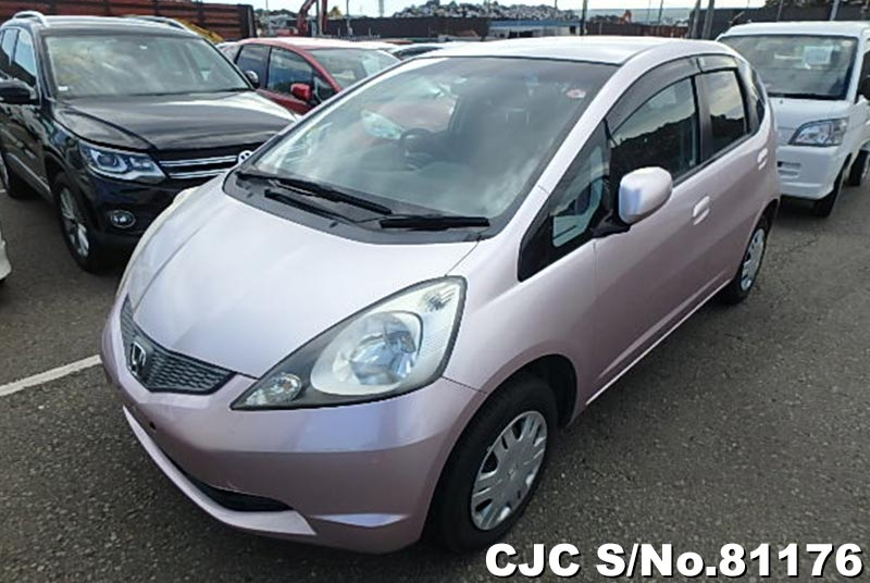 2008 Honda / Fit Stock No. 81176