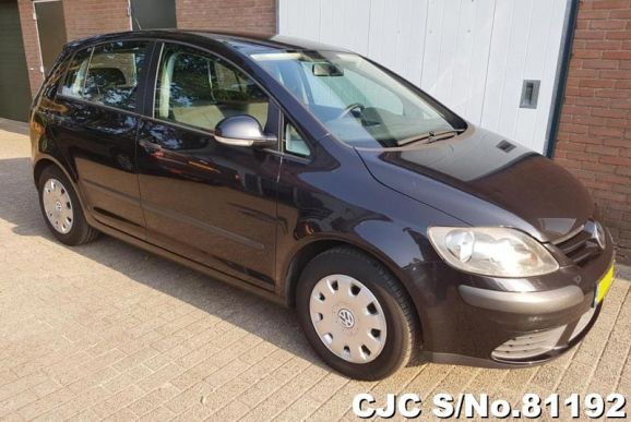 2006 Volkswagen / Golf Stock No. 81192