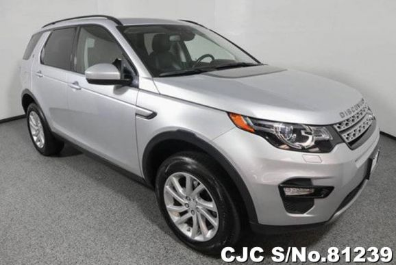 2016 Land Rover / Discovery Sport Stock No. 81239