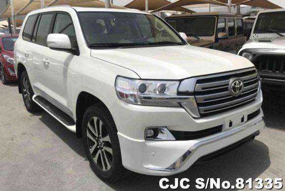 2018 Toyota / Land Cruiser Stock No. 81335