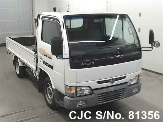 2006 Nissan / Atlas Stock No. 81356
