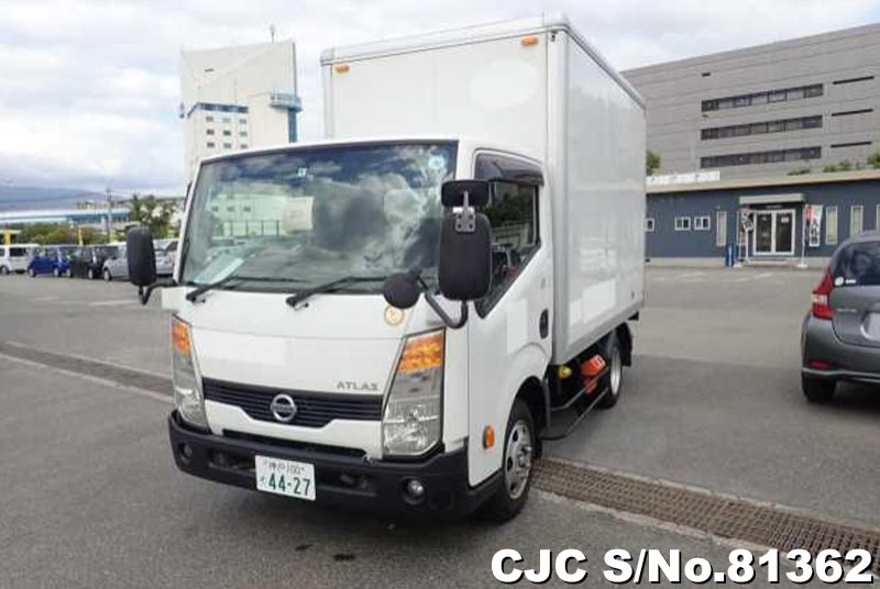 2013 Nissan / Atlas Stock No. 81362