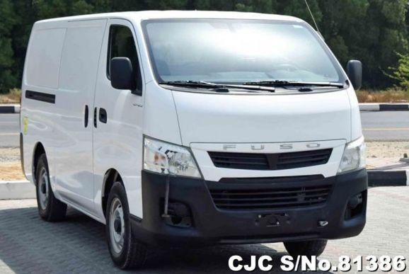 2016 Mitsubishi / Fuso Stock No. 81386