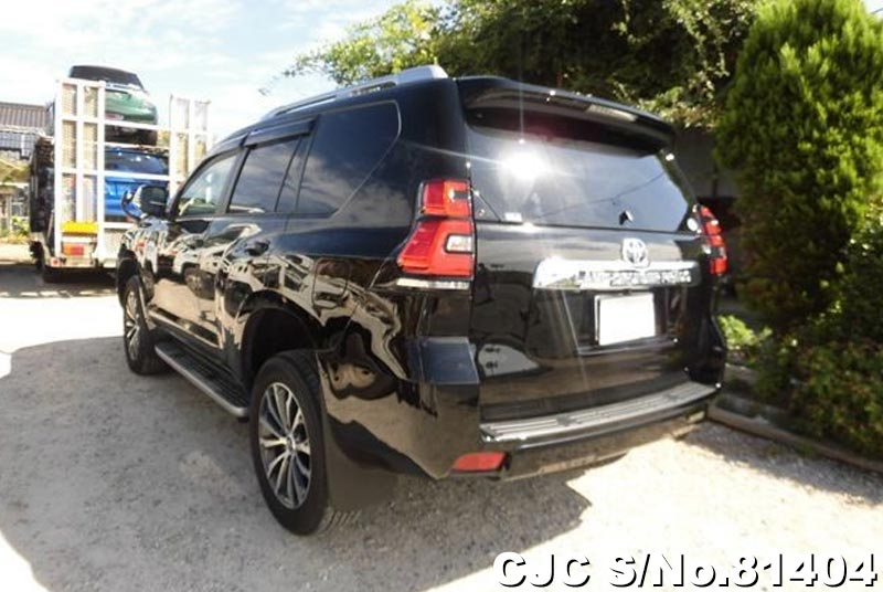 2018 Toyota / Land Cruiser Prado Stock No. 81404
