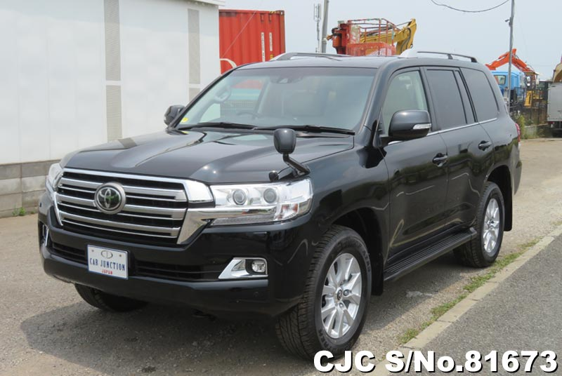 2019 Toyota / Land Cruiser Stock No. 81673