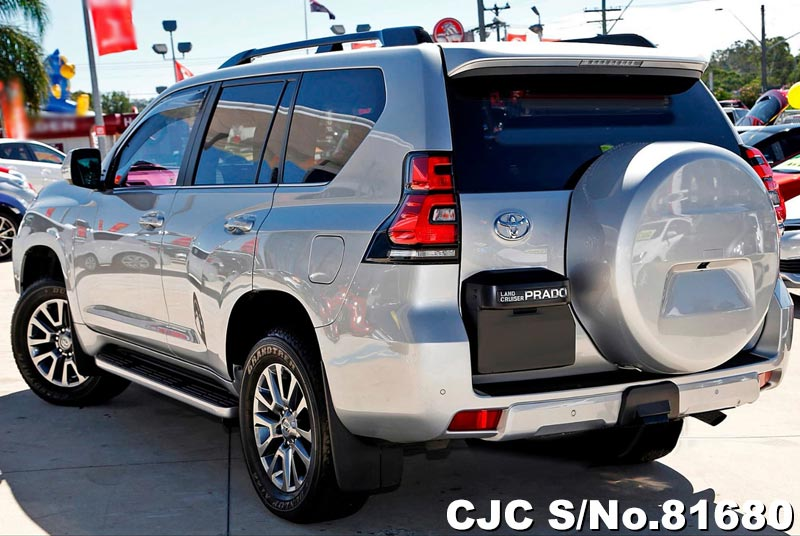 2019 Toyota / Land Cruiser Prado Stock No. 81680