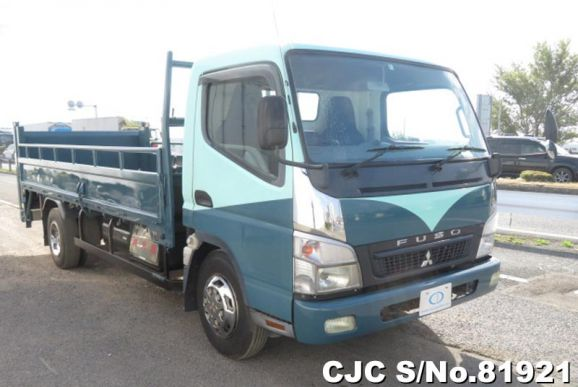 2007 Mitsubishi / Canter Stock No. 81921