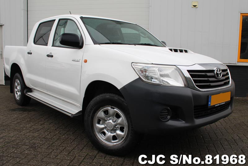2012 Toyota / Hilux Stock No. 81968