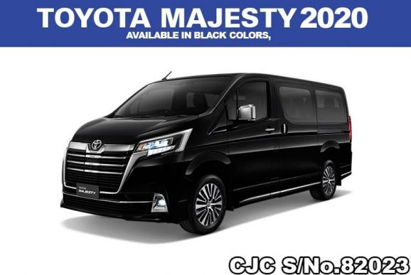2021 Toyota / Majesty Stock No. 82023