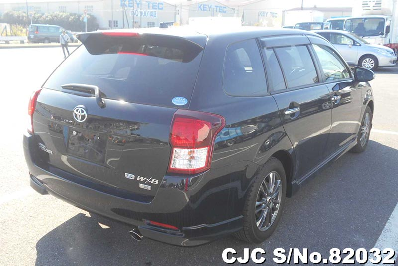 2013 Toyota / Corolla Fielder Stock No. 82032