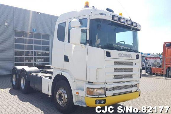 2001 Scania / R 164-480  Stock No. 82177