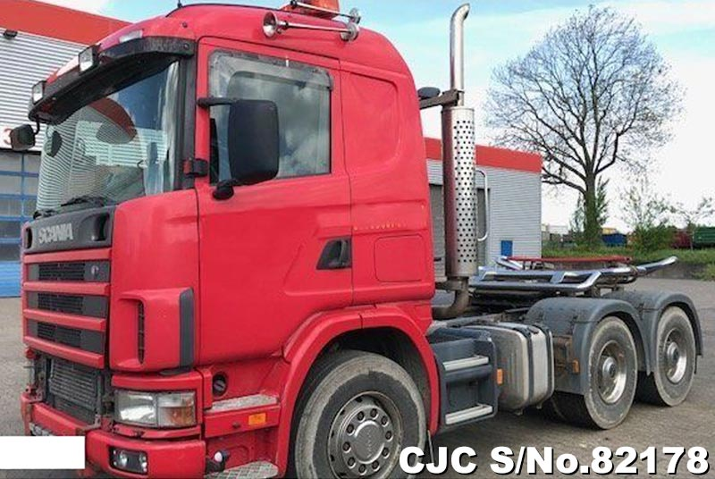 2003 Scania / R-164  Stock No. 82178