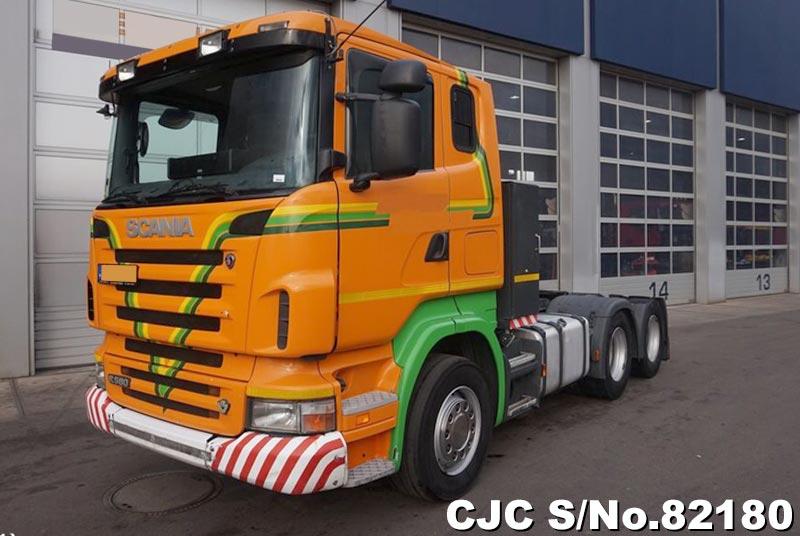 2006 Scania / R-580 Stock No. 82180