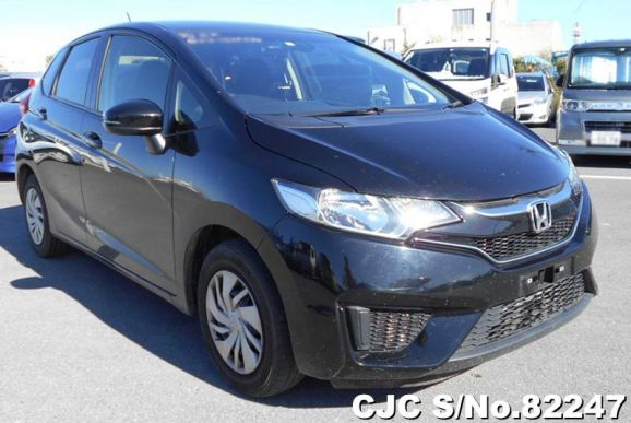 2017 Honda / Fit/Jazz Stock No. 82247