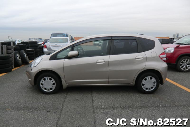 2010 Honda / Fit/Jazz Stock No. 82527