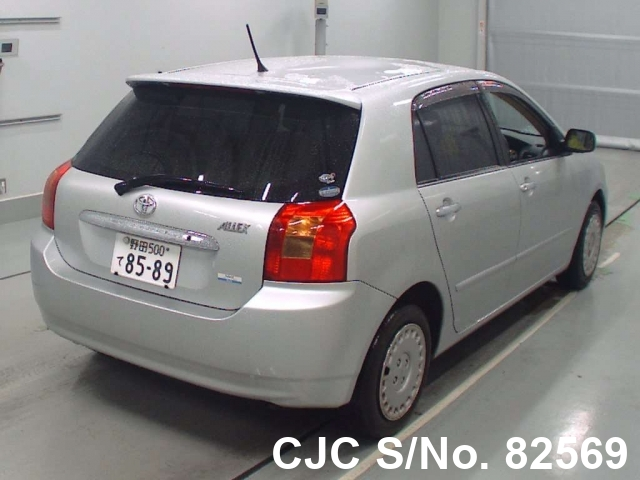 2001 Toyota / Allex Stock No. 82569