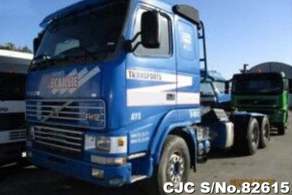 2002 Volvo / FH12 Stock No. 82615